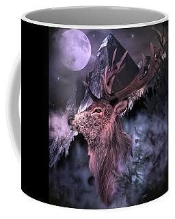 Moonlight Buck Coffee Mug
