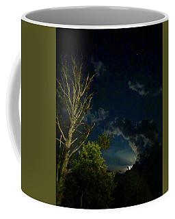 Moonlight In The Trees Coffee Mug