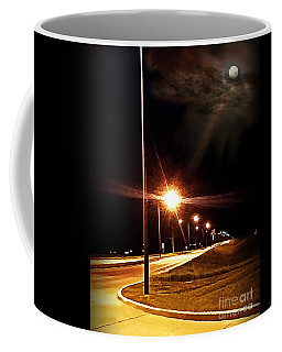 Moonlight Walk Coffee Mug