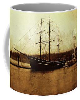 Moored Coffee Mug