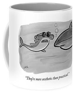 More Aesthetic Than Practical Coffee Mug