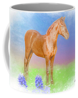 Morgan Foal. Coffee Mug