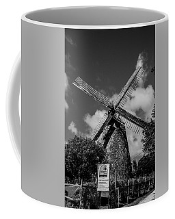 Coffee Mug featuring the photograph Morgan Lewis Mill 2 by Stuart Manning