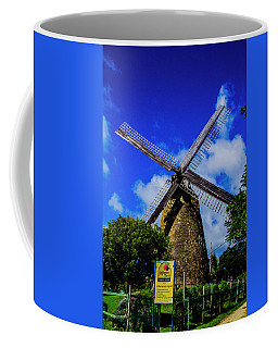 Coffee Mug featuring the photograph Morgan Lewis Mill by Stuart Manning