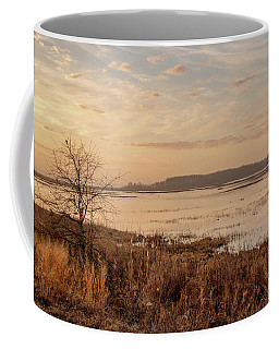 Morning At Boombay Hook Coffee Mug