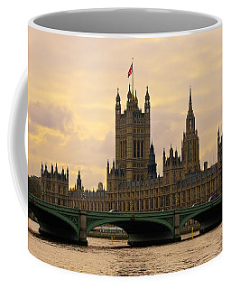 Morning At Westminster Coffee Mug