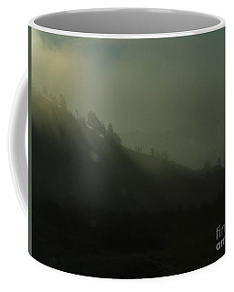 Morning Burn Off Coffee Mug