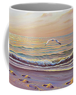 Morning Glisten Coffee Mug