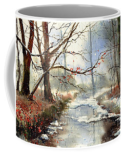 Morning Haze Coffee Mug