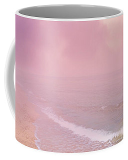 Morning Hour By The Seashore In Dreamland Coffee Mug