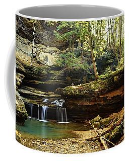 Morning In The Gorge Coffee Mug