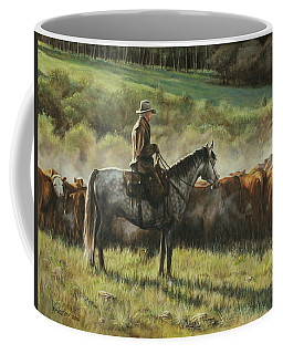 Morning In The Highwoods Coffee Mug