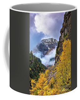 Morning In The San Juan Mountains Coffee Mug