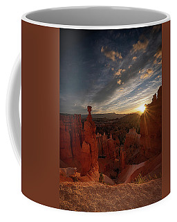 Morning Kiss Coffee Mug