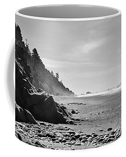 Coffee Mug featuring the photograph Morning Mist by Jeni Gray
