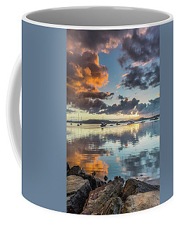 Morning Reflections Waterscape Coffee Mug
