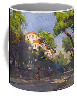 Morning Sunlight Athens Coffee Mug