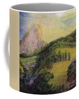 Moro Rock, Kings Canyon Coffee Mug