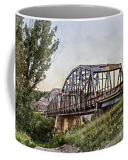 Morrin Bridge Coffee Mug