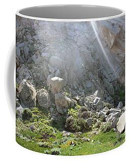 Morro Rock Cluster Coffee Mug