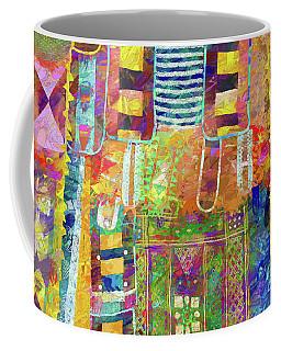 Mosaic Garden Coffee Mug