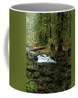Mossy Cascade Coffee Mug