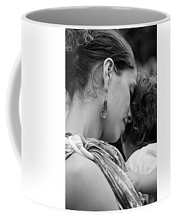 Coffee Mug featuring the photograph Mother And Child by Catherine Sobredo