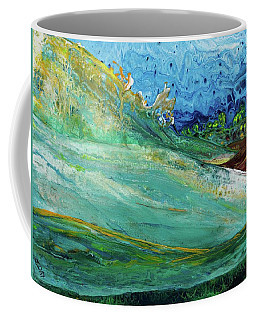 Mother Nature - Landscape View Coffee Mug