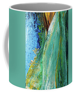 Mother Nature - Portrait View Coffee Mug