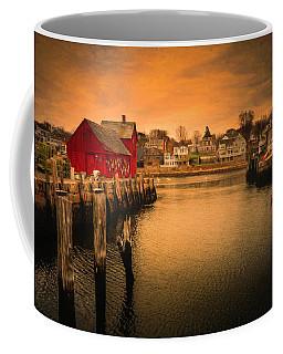 Coffee Mug featuring the photograph Motif No. 1 En Chiaroscuro by Thomas Gaitley