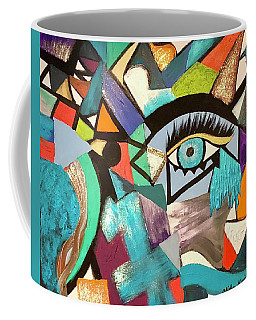 Motley Eye 4 Coffee Mug