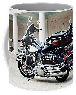Motorcycle Cruiser Coffee Mug
