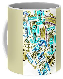 Motorised Bedlam Coffee Mug