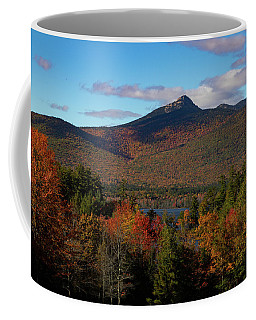Coffee Mug featuring the photograph Mount Chocorua New Hampshire by Jeff Folger