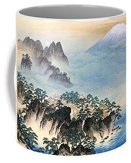 Mount Fuji - Horaisan - Top Quality Image Edition Coffee Mug