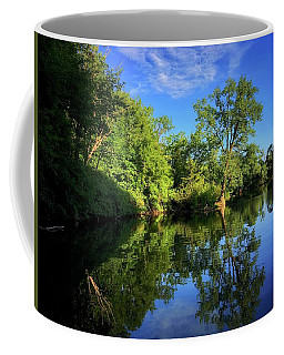 Coffee Mug featuring the photograph Mount Vernon Iowa by Dan Miller