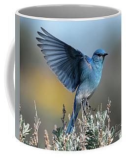 Mountain Blue Landing Coffee Mug