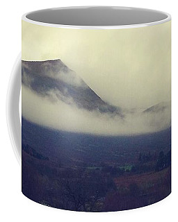 Mountain Cloud Coffee Mug