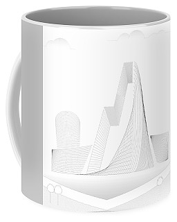 Mountain Gate Coffee Mug
