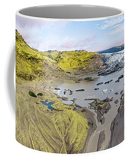 Mountain Glacier Coffee Mug