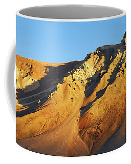 Coffee Mug featuring the photograph Mountain Gold by Whitney Goodey
