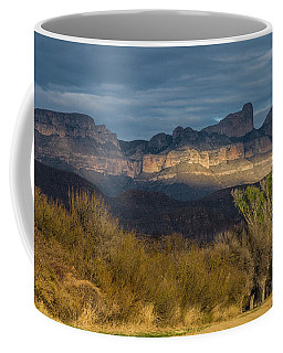Mountain Illumination Coffee Mug