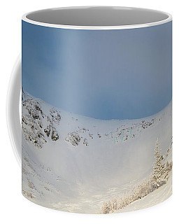 Mountain Light, Tuckerman Ravine Coffee Mug