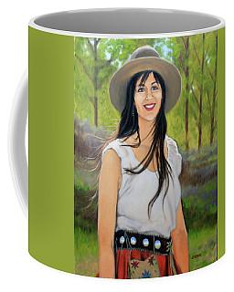 Mountain Megan Coffee Mug
