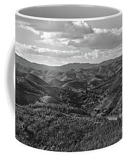 Mountain Paths Coffee Mug