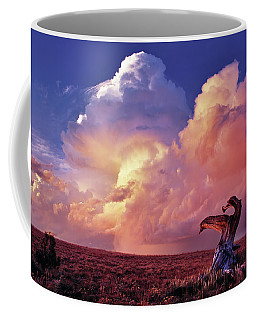 Mountain Thunder Shower Coffee Mug
