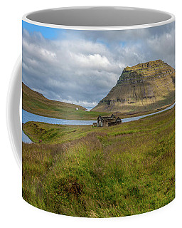 Mountain Top Of Iceland Coffee Mug