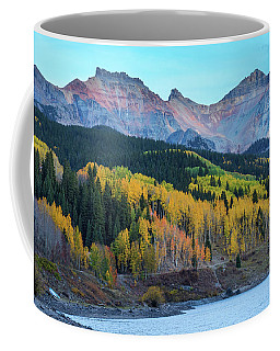 Coffee Mug featuring the photograph Mountain Trout Lake Wonder by James BO Insogna