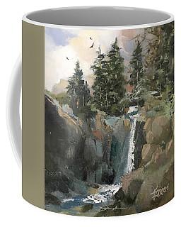 Mountain Waters Coffee Mug