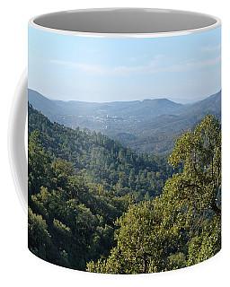 Mountains Of Loule. Serra Do Caldeirao Coffee Mug